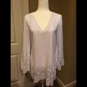 Kenneth Cole Reaction Swim Coverup